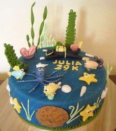 Taucher Torte - Carlottas Backwahn