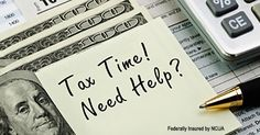 The tax filing deadline is almost here! If you haven't started yet, check out our blog for no panic tax prep tips!