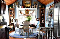 My 1929 Charmer   Cottage Kitchen Nook Updates   http://my1929charmer.com
