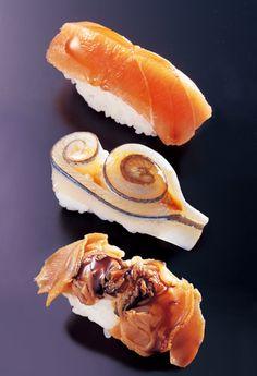 edomae nigiri - sushi
