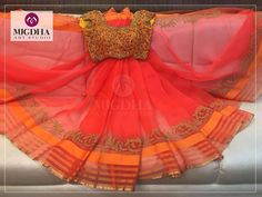 Organza Saree Product code : SC 233 To Order with us :  whatsapp +91 8142029190/ 9010906544 For Call: 8899840840 (IVR)