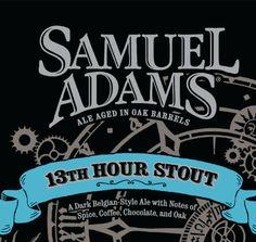 Samuel Adams 13th Hour Stout