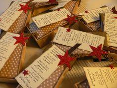 °++ Stibberles -Zauberwerkstatt ++°: ein paar Weihnachts - Give A Way´s Nikolausspruch