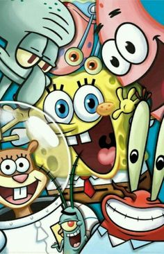 Diamond Painting DIYCartoon Spongebob Squarepants Embroidery Cross Stitch Art Craft Full Square The SpongeBob Movie: Sponge on the Run is an upcoming 2020 American . it is the first SpongeBob SquarePants movie to be fully animated in stylized CG . Cartoon Wallpaper Iphone, Cute Disney Wallpaper, Cute Cartoon Wallpapers, Wallpaper Spongebob, Spongebob Background, Cartoon Background, Iphone Backgrounds, Cartoon Kunst, Cartoon Cartoon