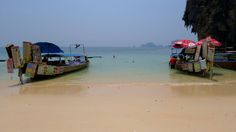 Just Journeys! Phra Nang Beach, Krabi, Thailand