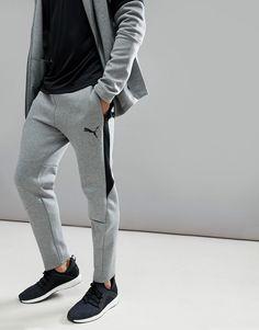 Nike Air AW77 Heritage Fleece sweater grijs flecked