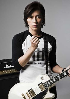 """Actor Fujiki Naohito has revealed that he will be releasing his first album in 3 years!Fujiki will release his mini-album, """"††††"""", (""""forty"""" Daniel Henney, All Japanese, Asian Love, Asian Celebrities, Thai Drama, Chinese Model, Lady And Gentlemen, Live Action, Korean Actors"""