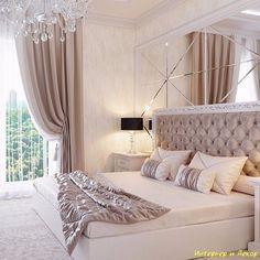 Bohemian Bedroom Decor and Bed Design Ideas Bohemian Bedroom D … Dream Rooms, Dream Bedroom, Home Decor Bedroom, Modern Bedroom, Quirky Bedroom, Luxury Bedroom Design, Master Bedroom Design, Interior Design Living Room, Luxury Decor