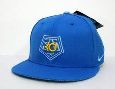 400f4fd98b26e Nike KD Kevin Durant Star Bill True Mens Snapback Blue  531430-445