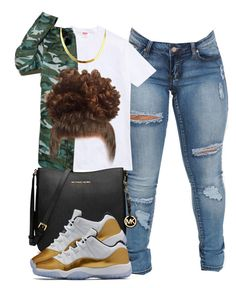 """""""Untitled #127"""" by amaiah14 ❤ liked on Polyvore featuring Ryders, Disturbia and MICHAEL Michael Kors"""