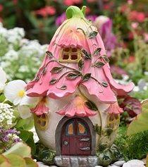 Flower Fairy House - LED