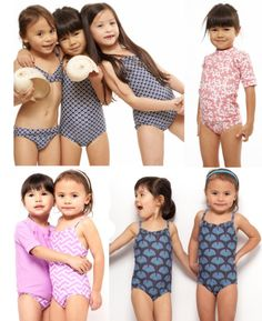 Sabina Swims maternity and girls' swimwear - http://babyology.com.au/fashion/sabina-swims-maternity-and-girls-swimwear.html