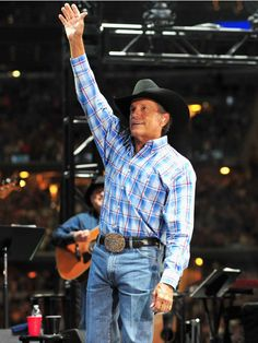 George Strait Photos: George Strait's The Cowboy Rides Away Tour Final Stop At AT&T Stadium - Show