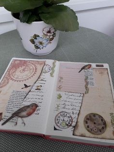 Fasters korthus: Journal pages..
