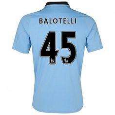 Balotelli del Manchester City 2012 13 Camiseta fútbol  593  - €16.87   dd3936de845db