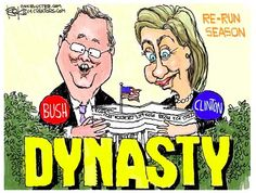 It's way early but as of now it's Bush vs Clinton for president. Jeb is the leader the pack of Republican presidential candidates.