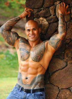 Tattoo - Hio Pelesasa of Samoa.