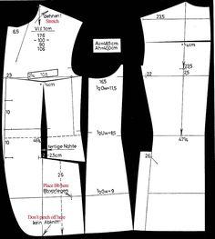 The Rundschau System for Lounge Coats - The Coatmaker's Forum - The Cutter and Tailor Blazer Pattern, Jacket Pattern, Trendy Mens Fashion, Suit Fashion, Coat Patterns, Dress Sewing Patterns, Pattern Draping, Men Trousers, Suit Vest