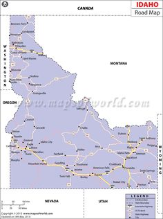 New Mexico Road Map I love this website it has a state map and