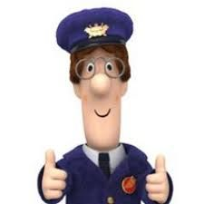 Image result for postman pat