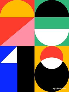 Image result for geometric posters