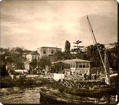 Beşiktaş iskelesi - 1870 ler