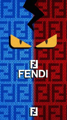 Custom Fendi iPhone Wallpaper