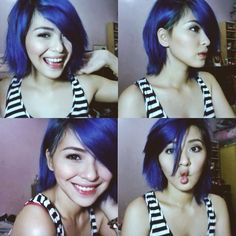 Meet Filipina Girls and Woman, Singles and appreciated by thousands for dating American single man, boyfriend or foreign husband. Latest Hairstyles, Cool Hairstyles, Short Hairstyle, Joyce Pring, Hot Hair Styles, Scene Girls, Asian Hair, Scene Hair, Hair Care Tips