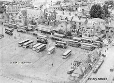Another view of Pool Meadow. Looking at the coaches, I would say early Regardless, what a horrible dump it was back then Paris Skyline, New York Skyline, Michael Carter, Photographs And Memories, Coventry City, English Roses, Places To Travel, City Photo, Old Things