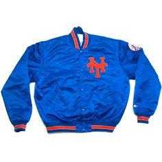 starter satin jacket