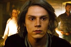 Evan Peters quicksilver is the only quicksilver