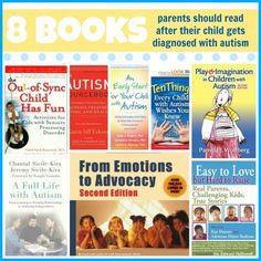 8 Books Parents Should Read After Their Kid Gets Diagnosed with Autism  tjn
