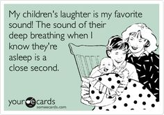 My sweet girls laugh is the best sound in this world and hearing and watching her sleep reminds me when she was a baby. Great Quotes, Me Quotes, Funny Quotes, Wall Quotes, Qoutes, Love My Kids, My Love, Haha Funny, Funny Stuff