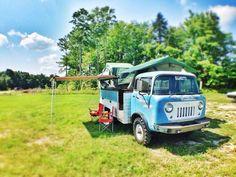 Jeep Forward Cab