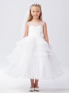 4145e54eae7 17 Delightful Tip Top Flower Girl Dresses images