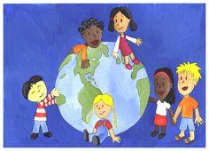 Υλικό για την «Παγκόσμια Ημέρα Παιδιού»