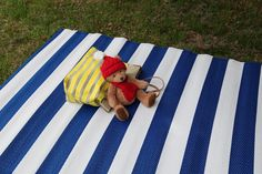 Outdoor Plastic Rug - Beach Rug, other designs etc available (Ideal Home 2016)
