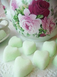 Eu amo menta - I love mint