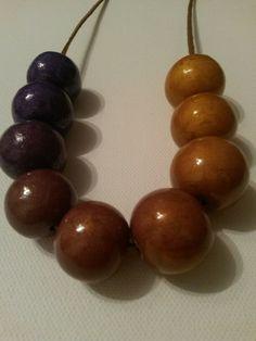 Skinner blend beads