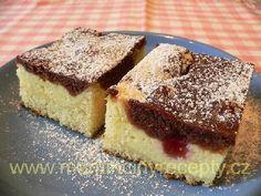Jemný tvarohový moučník – Maminčiny recepty Cheesecake, Food, Cakes, Recipes, Sweet, Cake Makers, Cheesecakes, Essen, Kuchen