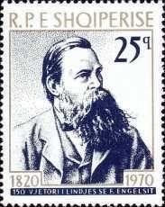 [The 150th Anniversary of Friedrich Engels' Birth, type AKA]