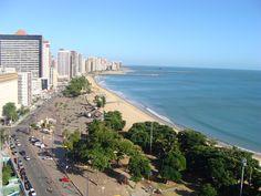 Avenida Beira Mar - Fortaleza - Ceará