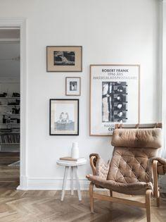Fresh and cozy home - via Coco Lapine Design blog