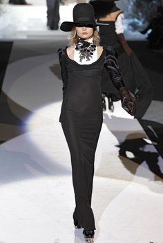 All the runway looks from Dsquared2: Milan Ready-to-Wear Autumn/Winter 2011/12