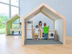 20 Fantastic Kids Playroom Design Ideas – My Life Spot Playroom Design, Kids Room Design, Kid Playroom, Playroom Storage, Room Kids, Playroom Ideas, Kindergarten Interior, Kindergarten Design, Micro Creche