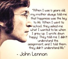 Enjoy the best John Lennon quotes about love and life. Famous quotes by John Lennon. Imagine all the people living life in peace. You may say I'm a dreamer, but I'm not the only one. I hope someday you'll join us. Citation John Lennon, John Lennon Quotes, Beatles Quotes, Pin Up Quotes, Quotes To Live By, Picture Quotes, Funny Quotes, Remember Quotes, Cute Inspirational Quotes