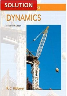 Solution Manual for Engineering Mechanics Dynamics Edition by Hibbeler - Shop Solutions Manual and Test Bank Teaching Profession, Student Learning, Cgi, Budapest, Text Features, Problem Solving Skills, Mechanical Engineering, Civil Engineering, Engineering Classes