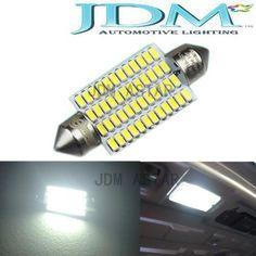 "JDM ASTAR Extremely Bright 48-EX Chipsets 569 578 211-2 212-2 1.72"" LED Bulbs, Xenon White JDM ASTAR http://www.amazon.com/dp/B00N4M95XO/ref=cm_sw_r_pi_dp_yM9Cub12K9BF0"