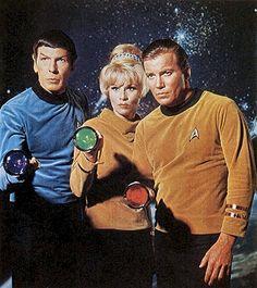 Star Trek, Kirk Spock & Rand