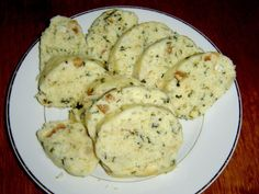 Czech Recipes, Ethnic Recipes, Bread Dumplings, Cauliflower, Side Dishes, Goodies, Food And Drink, Cooking Recipes, Meat